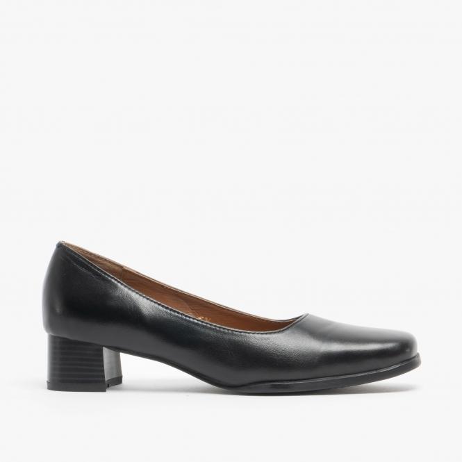Amblers WALFORD Ladies Leather Wide Fit