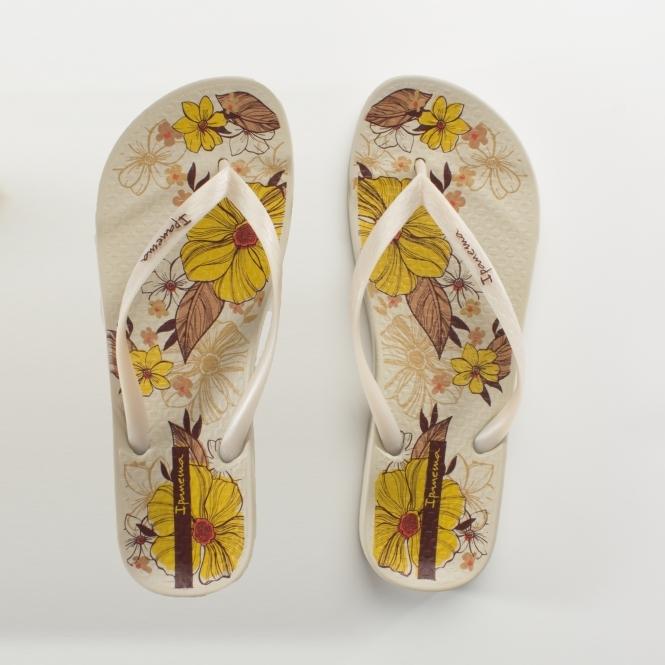 Ipanema Anatomica Temas Frauen Flip-Flops/Sandalen-Ivory-35/36 XMNXcAlzx2