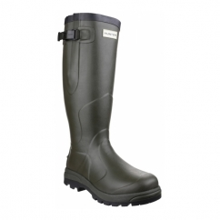 BALMORAL CLASSIC Unisex Wellington Boots Olive