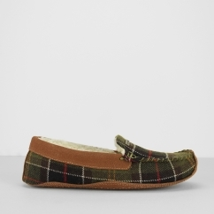Barbour BETSY Ladies Moccasin Slippers Classic