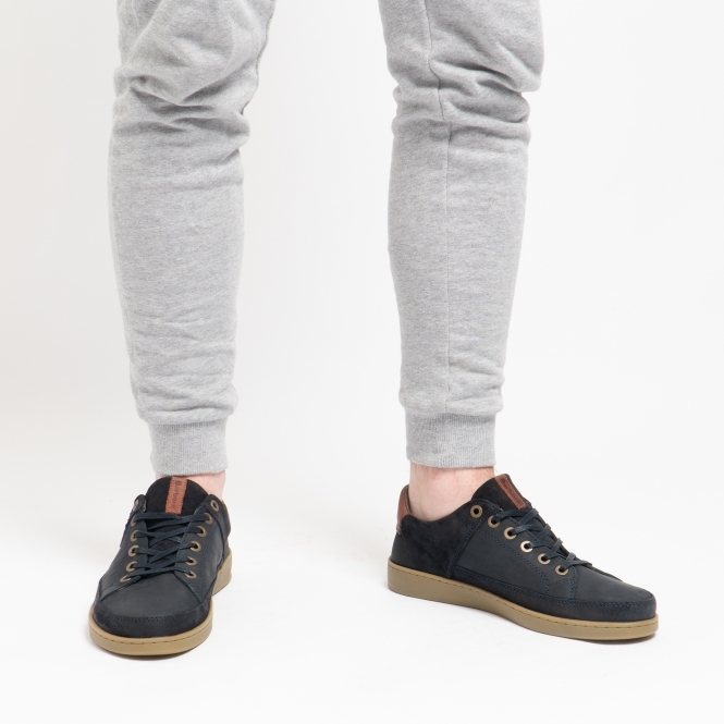Barbour BILBY Mens Suede Casual Lace Up