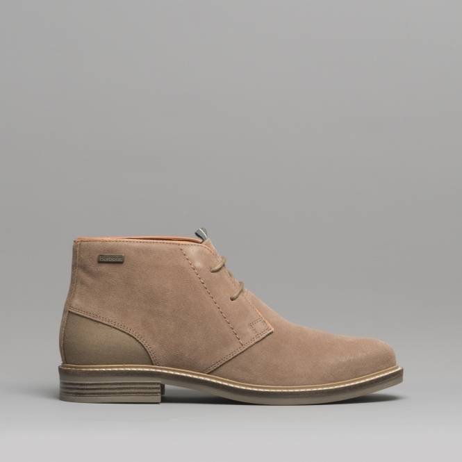 41206976c70 Barbour READHEAD Mens Suede Chukka Boots Cola | Shuperb