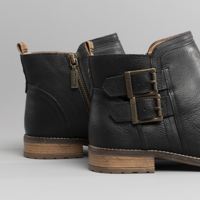 barbour ankle boots