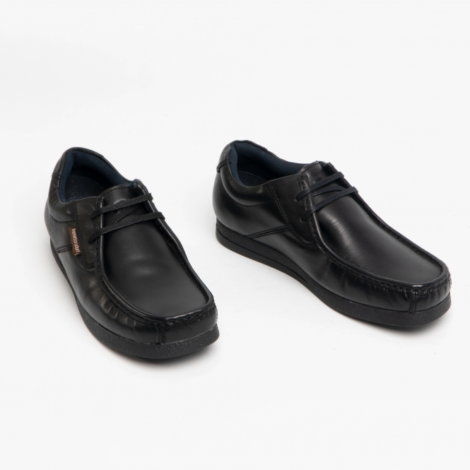 Base London EVENT Mens Leather Moccasin