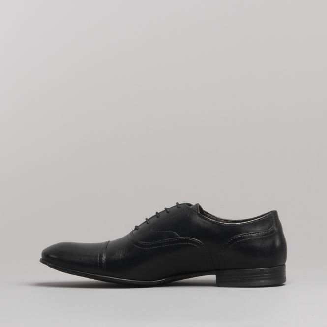 Sample UK 8 Only Base London Viola Men/'s Leather Formal Smart Dress Shoes Tan
