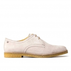 Base London WHITLOCK Mens Suede Lace Up Shoes Spa