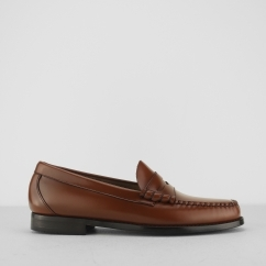 Mens Loafers Formal Work Office Leather Slip On Shoes At Shuperb