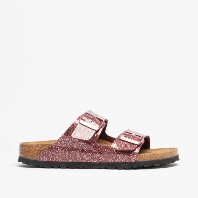 Arizona Two Sandals 1014383narLadies Birko Port Flor Sparkle Strap Cosmic NOm8wyvn0