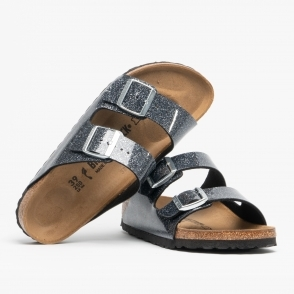 Birkenstock GIZEH 743831 Ladies Leather Toe Post Sandals