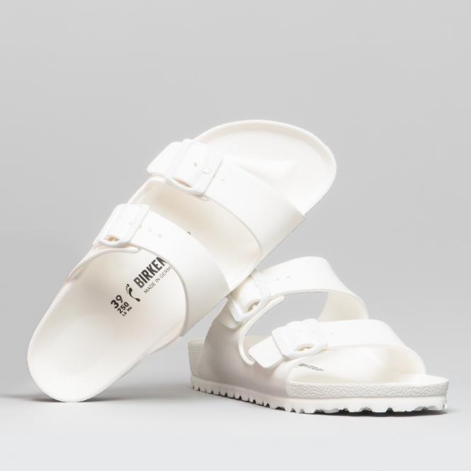 Buy Birkenstock Arizona EVA White from £19.26 (Today) – Best