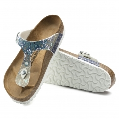 Birkenstock GIZEH 1009806 Ladies Ancient Mosaic Taupe
