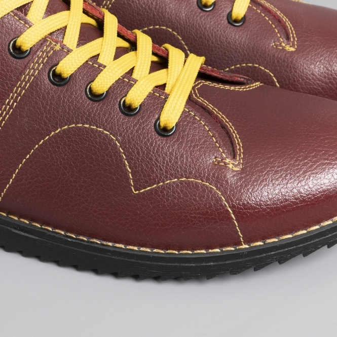 GEOX CREAMY E sneakers SYNT.PAT BORDO