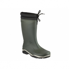 BLIZZARD Unisex Drawstring Warm Wellington Boots Green
