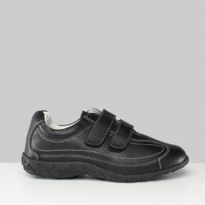 83fe8e16011 Buy Boulevard NAPOLI Womens Ladies Velcro Wide Shoes Black