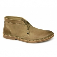 BRANCH Mens Desert Boots Burnished Taupe