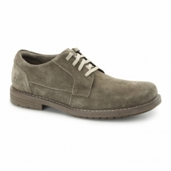 CASON Mens Leather Smart Shoes Cub