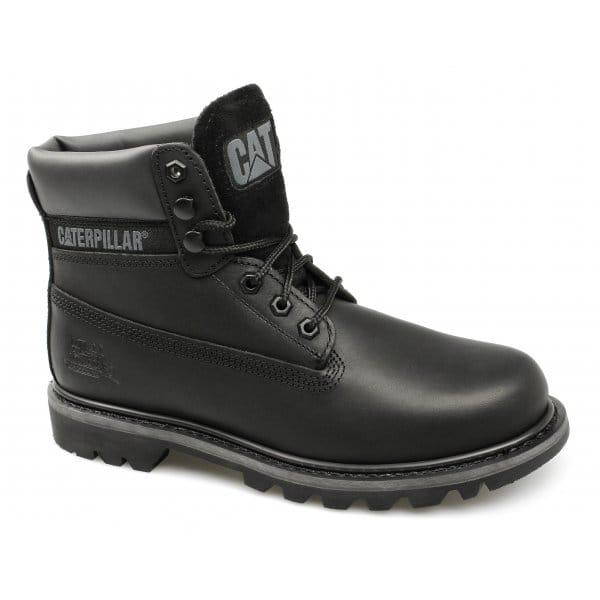 caterpillar colorado mens wide fit work boots black buy