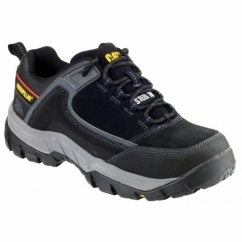 CROMPTON Mens Safety Trainers Black