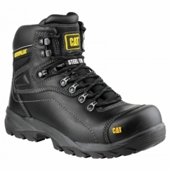 DIAGNOSTIC Mens S3 HRO SRC Safety Boots Black