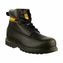 HOLTON S3 Safety Boot Black