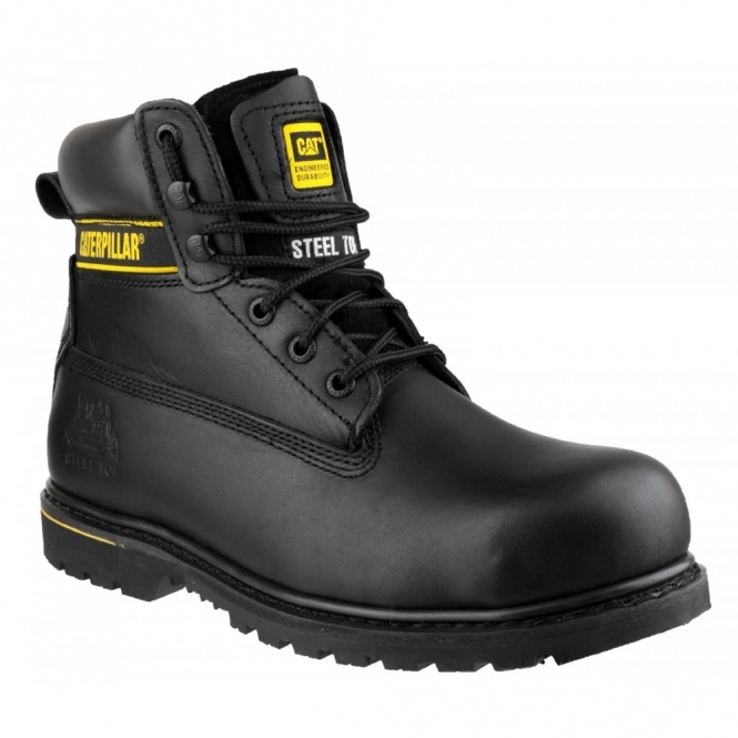 Cat ® HOLTON SB Safety Boots Black