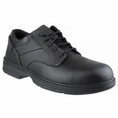 OVERSEE Mens Safety Shoes Black