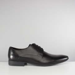 HOWDEN Mens Derby Shoes Black