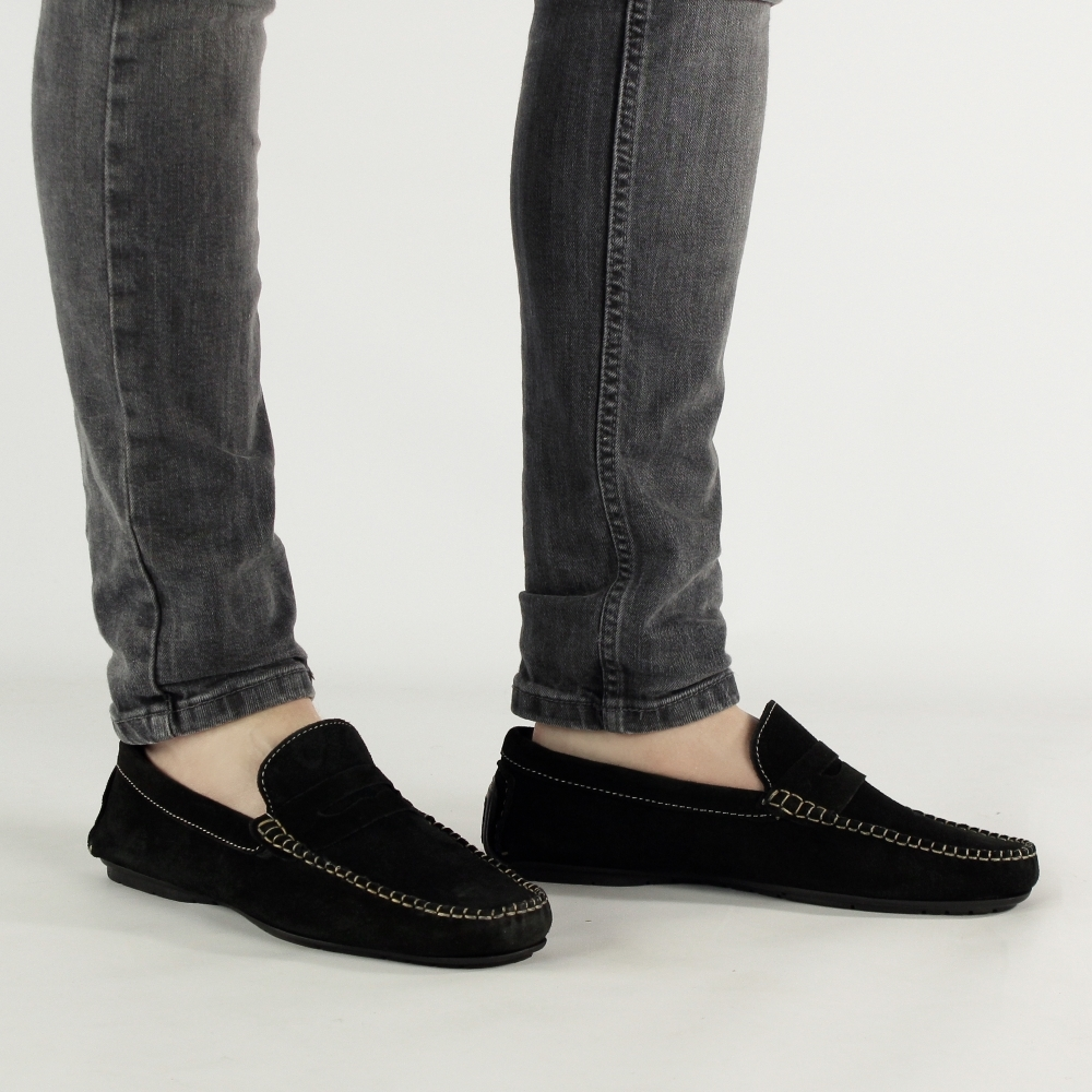 Catesby Shoemakers Mens Suede Leather