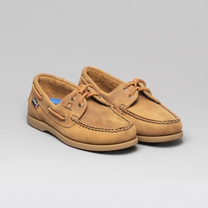 ladies leather deck shoes best ba00a ea4b3