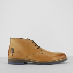 Chatham PERRY Mens Leather Chukka Boots Tan