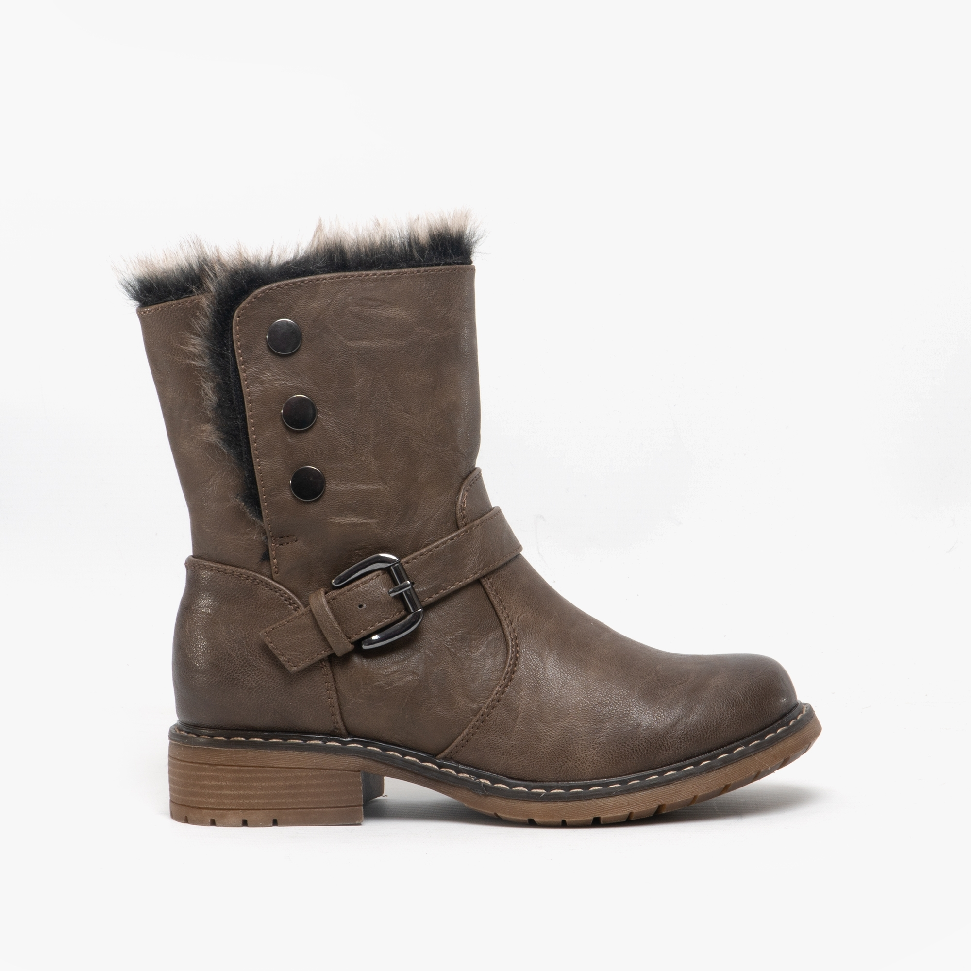 Cipriata ANDREANA Girls Faux Fur Lined