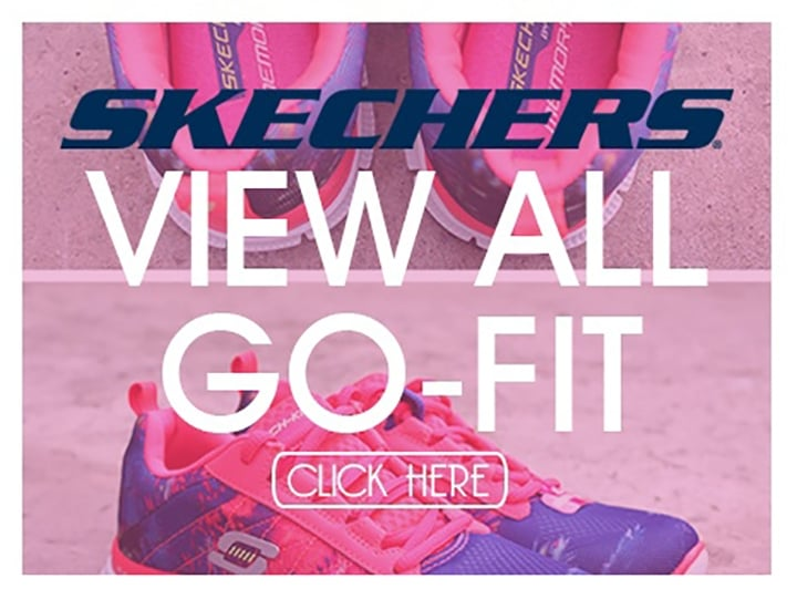 Skechers Go Fit Trainers