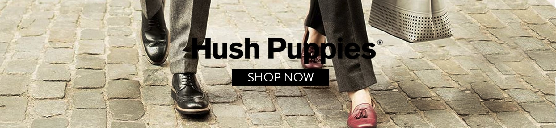 Hush Puppies Shop Now