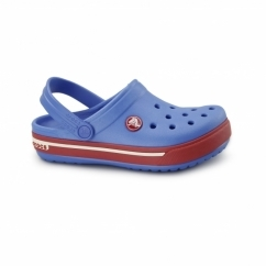 CROCBAND KIDS II.5 Unisex Clogs Varsity Blue/Red