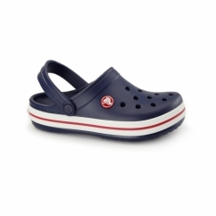 CROCBAND KIDS Unisex Croslite Clogs Navy
