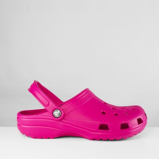fa55bd2b Crocs 10001 CLASSIC Clogs Candy Pink | Fast & Free Delivery From Shuperb