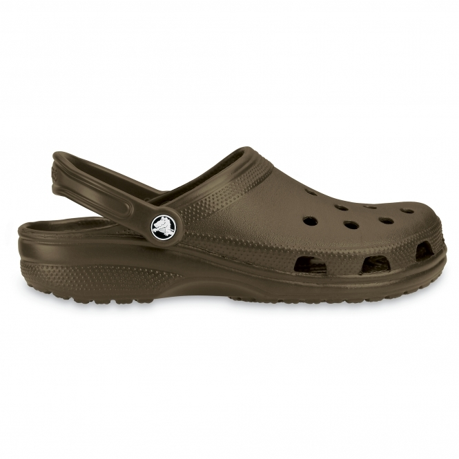 0b6e14e5c74 Crocs 10001 CLASSIC Clogs Chocolate | Fast & Free Delivery From Shuperb