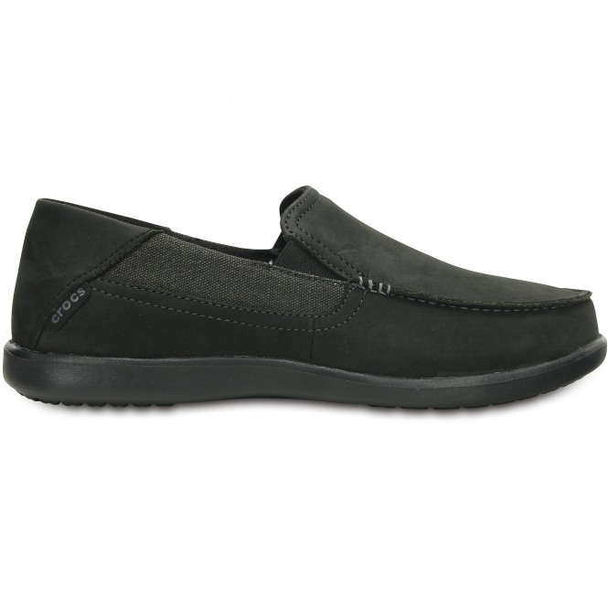 9fa9be6dd Crocs SANTA CRUZ 2 LUXE 202221 Shoes Black