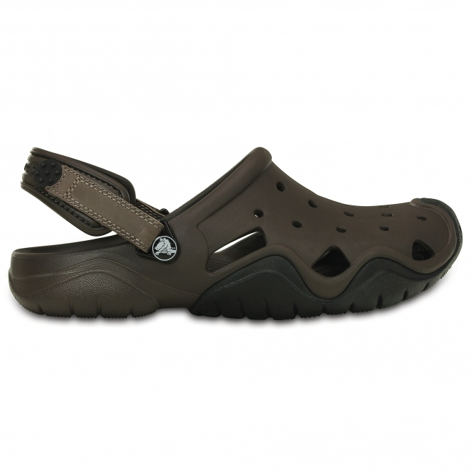 b4f49ed1ce8a9 202251 SWIFTWATER Mens Clogs Espresso/Black