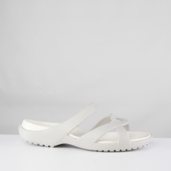 Crocs MELEEN TWIST Pearl White/Oyster