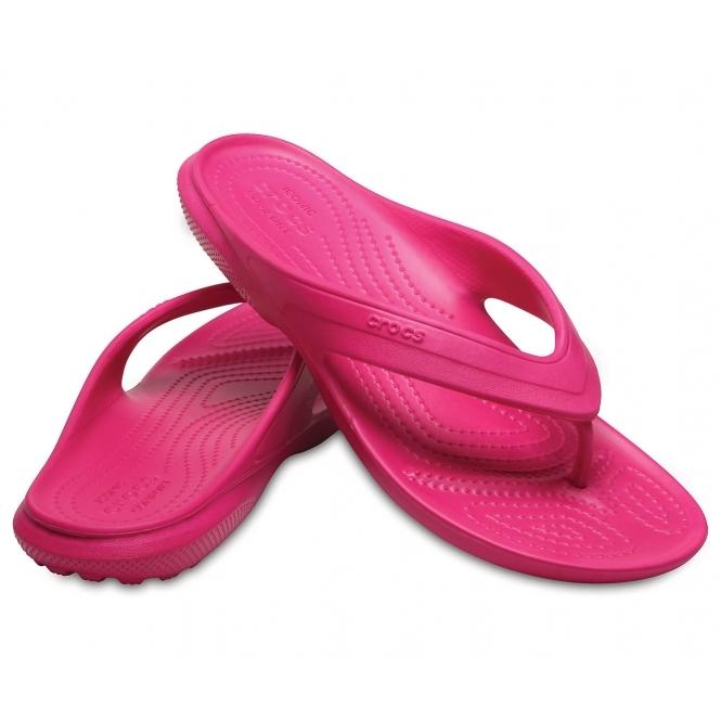 366e50d82228 Crocs 202635 CLASSIC FLIP Flip Flops Candy Pink
