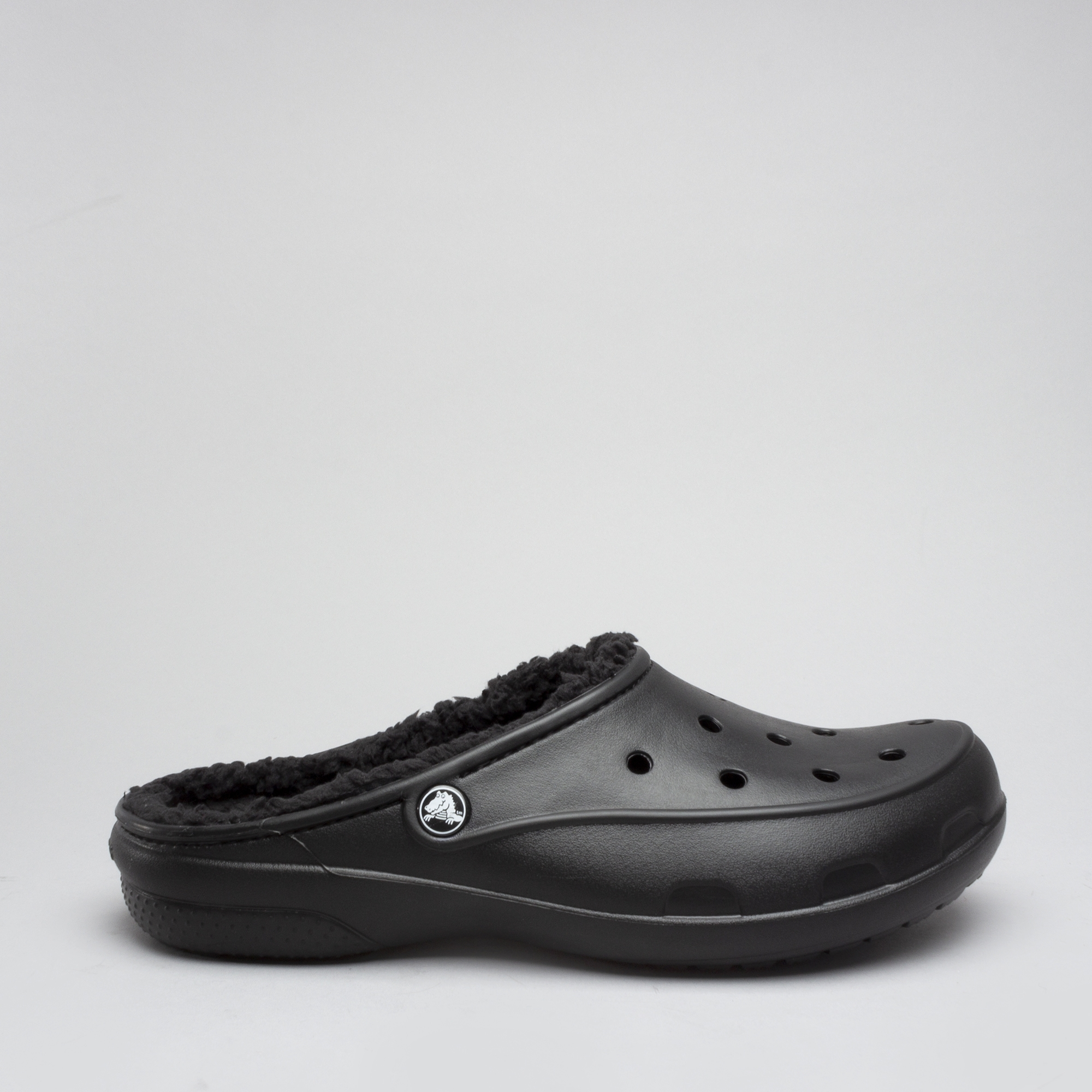 Crocs Freesail Plushlined Clog Black 203570-060