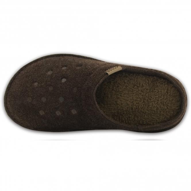 Burgundy Textil Normal Unisex crocs Slipper Classic Slipper Burgundy