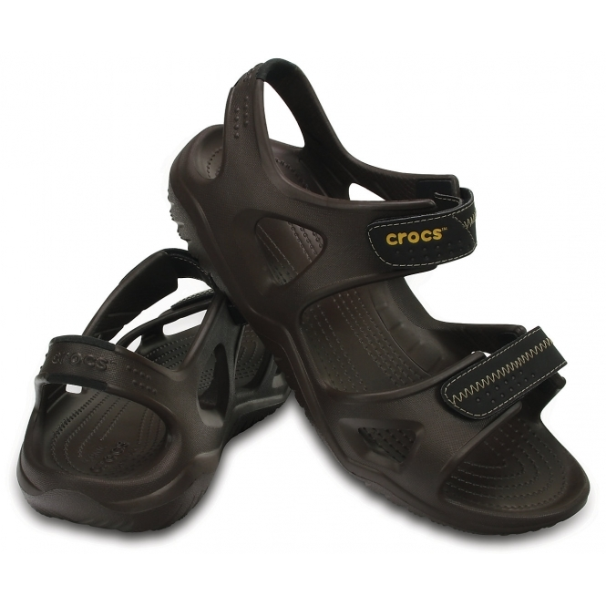 informacje o wersji na Stany Zjednoczone Darmowa dostawa 203965 SWIFTWATER RIVER SANDAL Mens Sandals Espresso/Black