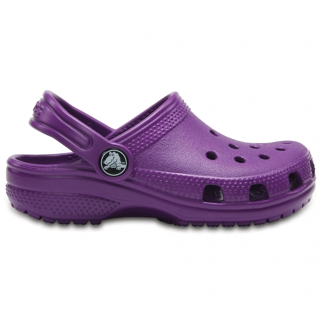 32bba1894945 Crocs classic clog kids clogs ametheyst shuperb jpg 665x665 Clog kids  purple crocs