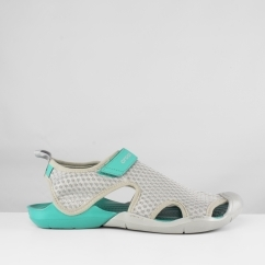 Crocs 204597 SWIFTWATER MESH Sandals Light Grey