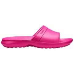 b07f40325 204981 CLASSIC SLIDE Girls Slide Sandals Candy Pink