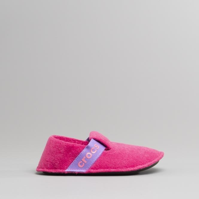 5854c85c1dc Crocs CLASSIC SLIPPER 205349 Slippers Candy Pink
