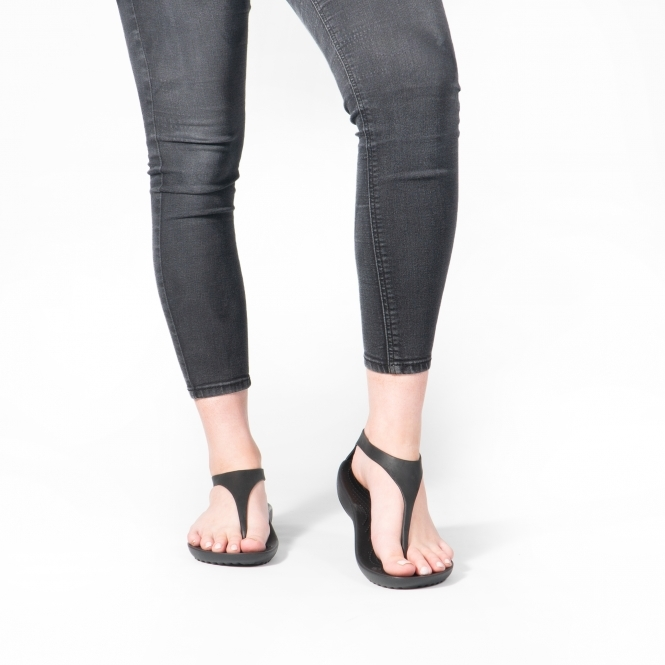 Crocs 205468 SERENA FLIP Ladies Sandals