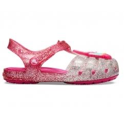 db3a2d94c Crocs 205535 ISABELLA CHARM SANDAL Pink Ombre